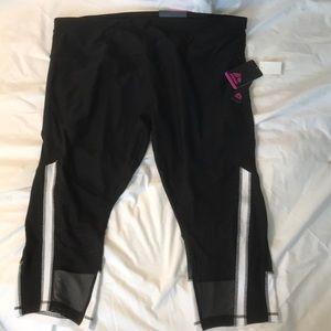 RBX textured capri Leggings